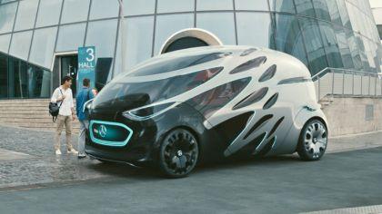 2018 Mercedes-Benz Vision Urbanetic concept 8