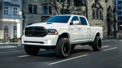 2018 Ram 1500 Bigfoot edition by GME 9