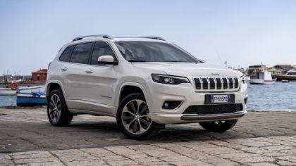 2018 Jeep Cherokee Overland 8