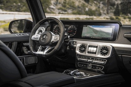 2018 Mercedes-AMG G 63 - USA version 98