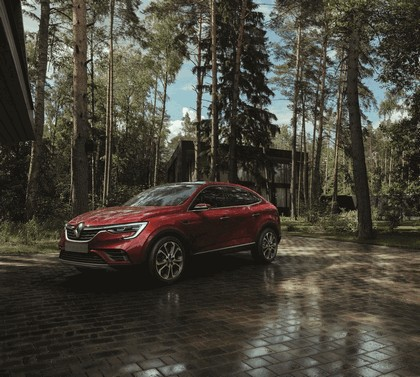 2018 Renault Arkana 5