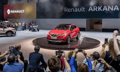 2018 Renault Arkana 14