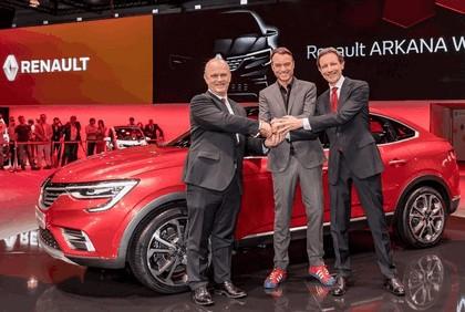 2018 Renault Arkana 19
