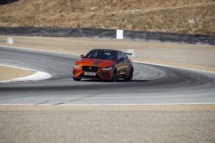 2018 Jaguar XE SV Project 8 - speed record at Laguna Seca 1