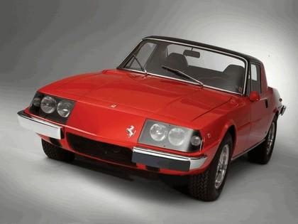 1974 Ferrari 3000 convertible by Zagato 1
