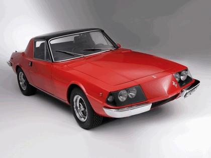 1974 Ferrari 3000 convertible by Zagato 2