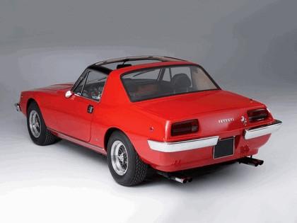 1974 Ferrari 3000 convertible by Zagato 4