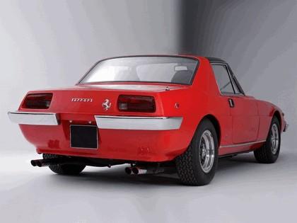 1974 Ferrari 3000 convertible by Zagato 5
