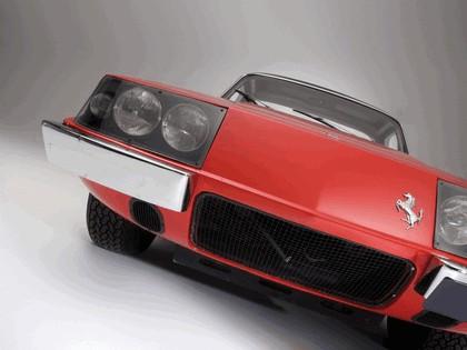 1974 Ferrari 3000 convertible by Zagato 6