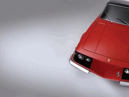 1974 Ferrari 3000 convertible by Zagato 11