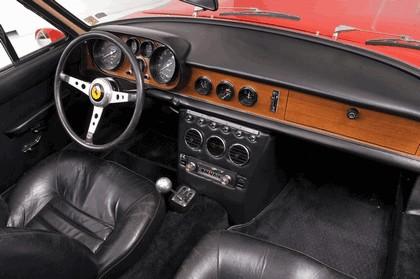 1974 Ferrari 3000 convertible by Zagato 13