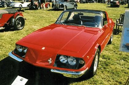1974 Ferrari 3000 convertible by Zagato 15
