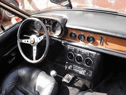 1974 Ferrari 3000 convertible by Zagato 20