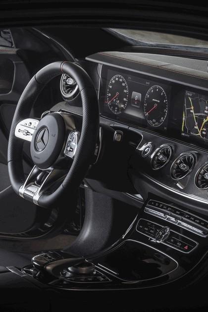 2018 Mercedes-AMG E 53 coupé - USA version 59