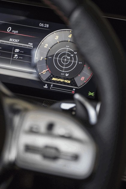 2018 Mercedes-AMG E 53 coupé - USA version 61