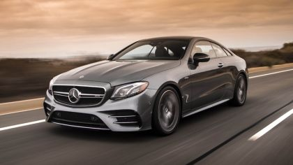 2018 Mercedes-AMG E 53 coupé - USA version 7