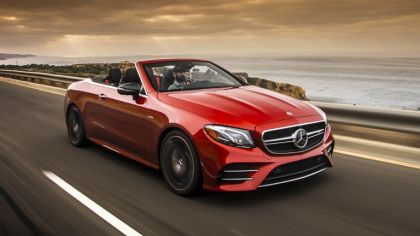2018 Mercedes-AMG E 53 cabriolet - USA version 1