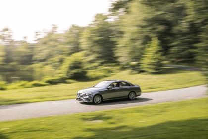 2018 Mercedes-Benz E 450 4Matic - USA version 2