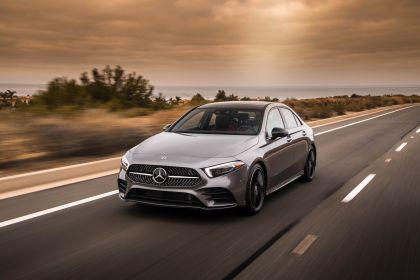 2018 Mercedes-Benz A220 4Matic sedan - USA version 2