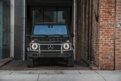 2018 Mercedes-Benz G 550 - USA version 2