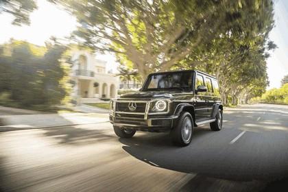 2018 Mercedes-Benz G 550 - USA version 14