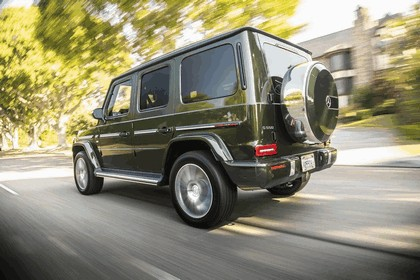 2018 Mercedes-Benz G 550 - USA version 20