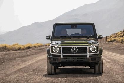 2018 Mercedes-Benz G 550 - USA version 25