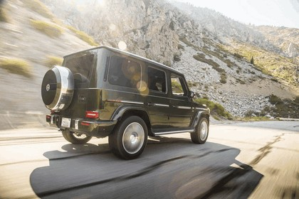 2018 Mercedes-Benz G 550 - USA version 31