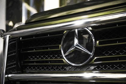 2018 Mercedes-Benz G 550 - USA version 52