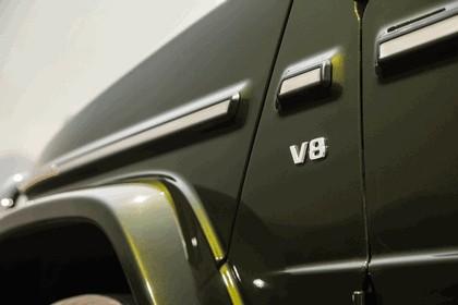 2018 Mercedes-Benz G 550 - USA version 55
