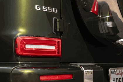 2018 Mercedes-Benz G 550 - USA version 57
