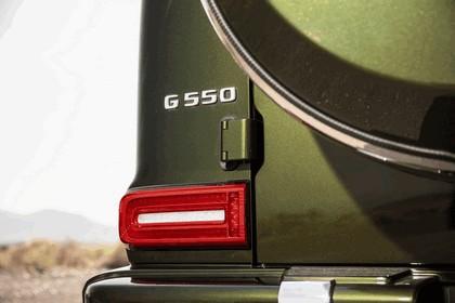 2018 Mercedes-Benz G 550 - USA version 58