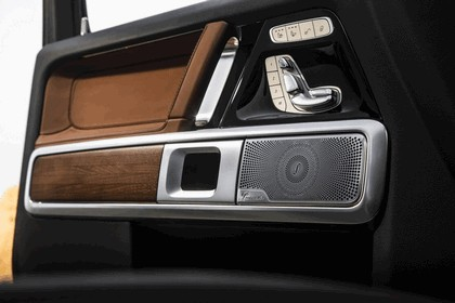 2018 Mercedes-Benz G 550 - USA version 62