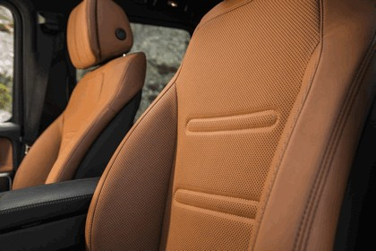 2018 Mercedes-Benz G 550 - USA version 65