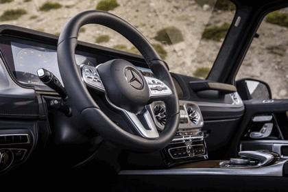 2018 Mercedes-Benz G 550 - USA version 67