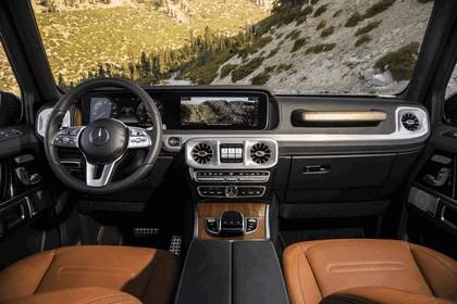 2018 Mercedes-Benz G 550 - USA version 68