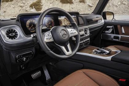 2018 Mercedes-Benz G 550 - USA version 69