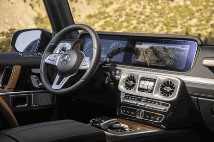 2018 Mercedes-Benz G 550 - USA version 70