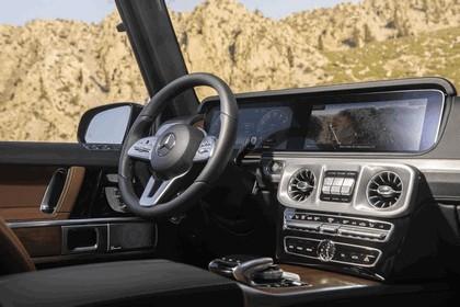 2018 Mercedes-Benz G 550 - USA version 71