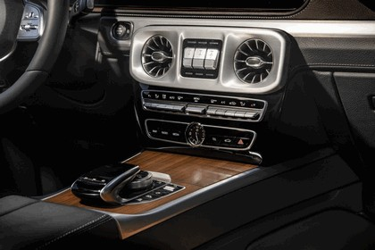 2018 Mercedes-Benz G 550 - USA version 74