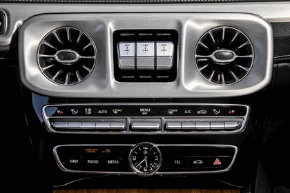 2018 Mercedes-Benz G 550 - USA version 76