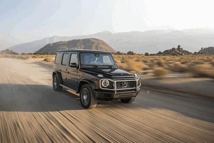 2018 Mercedes-Benz G 550 - USA version 89
