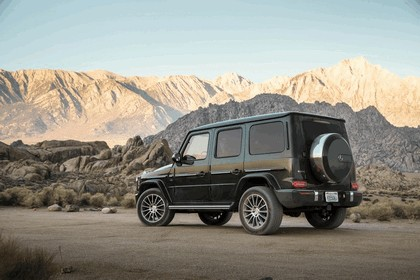 2018 Mercedes-Benz G 550 - USA version 101
