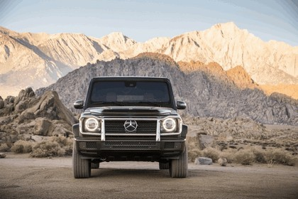 2018 Mercedes-Benz G 550 - USA version 104