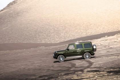 2018 Mercedes-Benz G 550 - USA version 109
