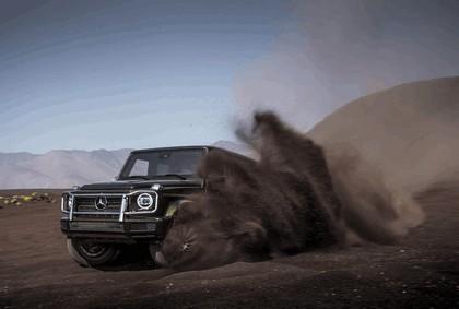 2018 Mercedes-Benz G 550 - USA version 120