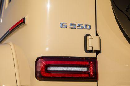 2018 Mercedes-Benz G 550 - USA version 147