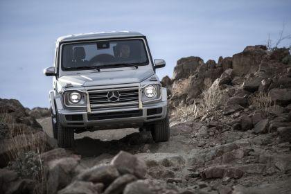 2018 Mercedes-Benz G 550 - USA version 197
