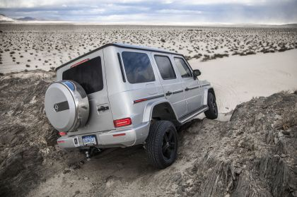 2018 Mercedes-Benz G 550 - USA version 198