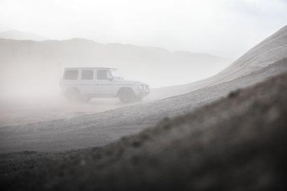 2018 Mercedes-Benz G 550 - USA version 229